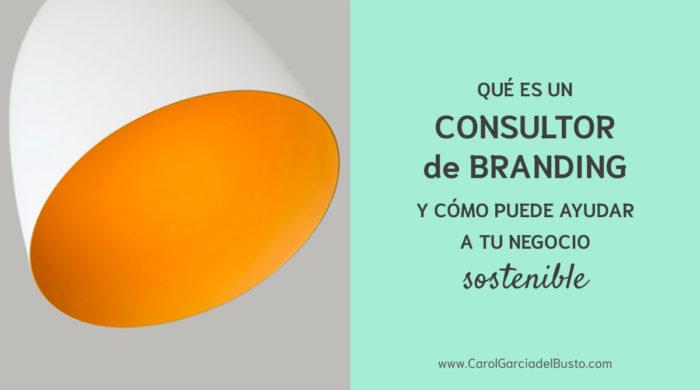Consultor de Branding
