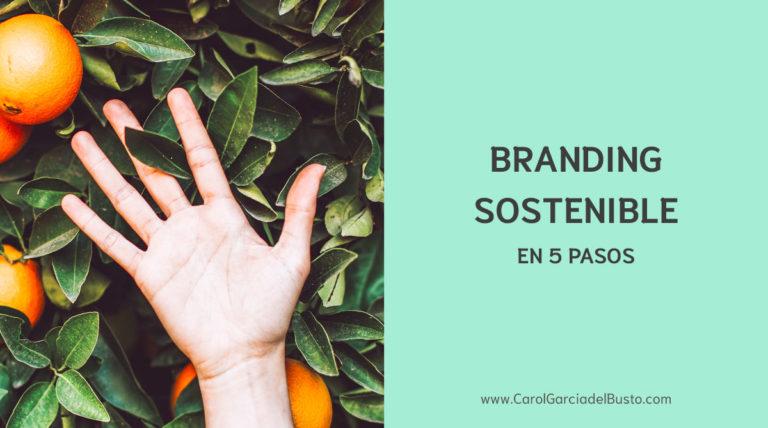 Branding Sostenible