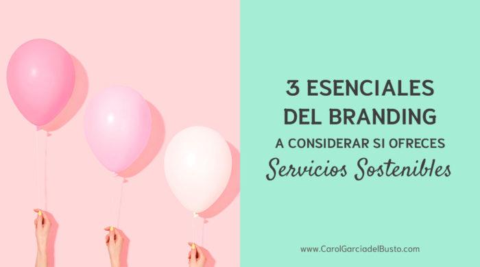 Branding para servicios