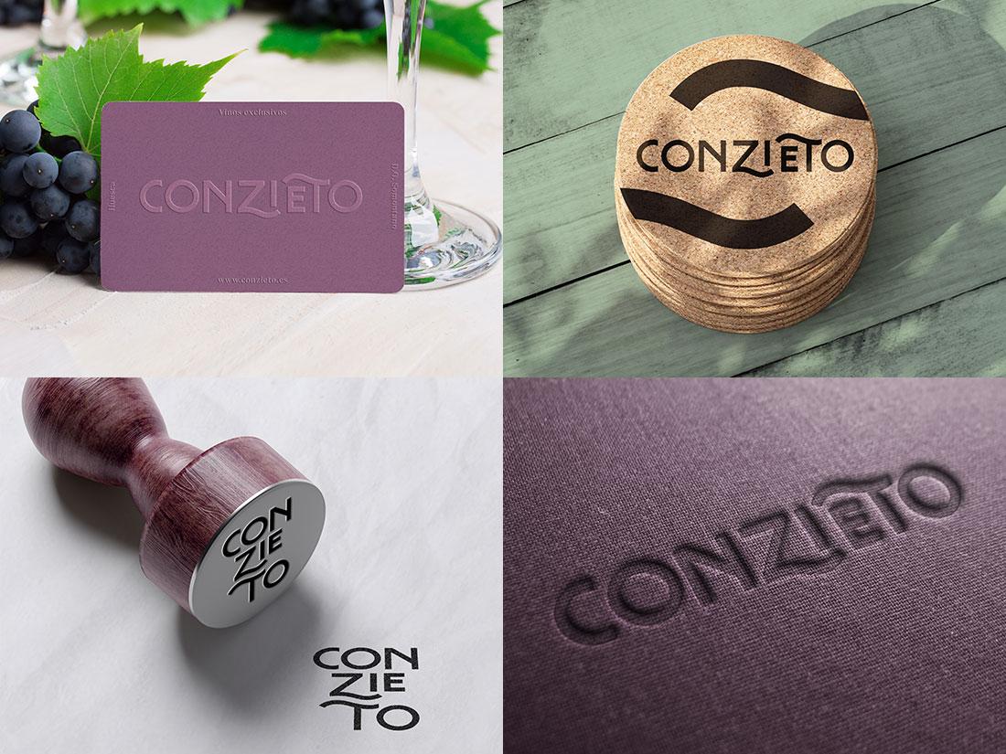 Conzieto by Carol García del Busto
