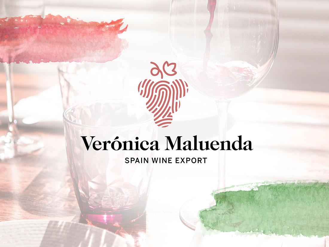 Branding Verónica Maluenda by Carol García del Busto